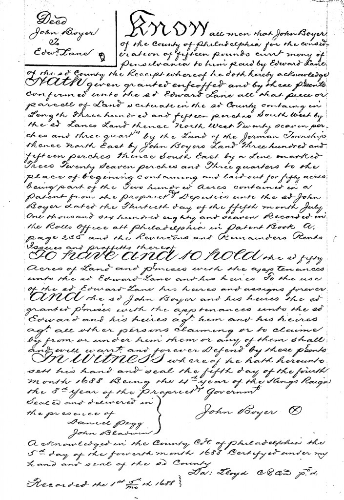 Deed book 10 image 20 cropped
